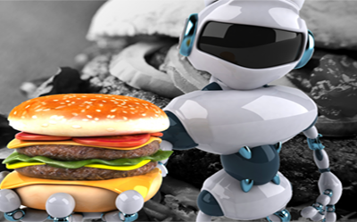 Will your restaurant franchisees be replaced by an AI-robot serving me burgers & beer?